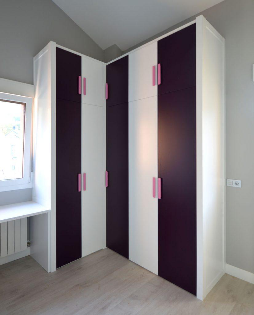 Armarios de esquina armarios de rincn dormitorios with - Armarios en esquina ...